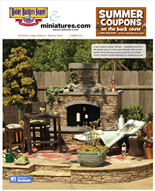 Picture of hobby builders supply from Hobby Builders Supply - Miniatures.com catalog