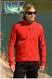 Picture of wool underwear from Ibex Outdoor Clothing catalog