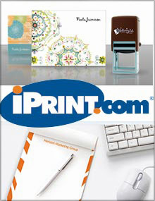 Picture of business printing services from iPrint.com catalog