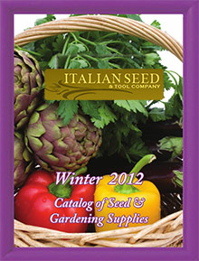 Picture of best seeds from Italian Seed catalog