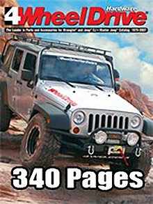 Picture of Jeep Wrangler accessories from Jeep Wrangler � Four Wheel Drive Hardware catalog