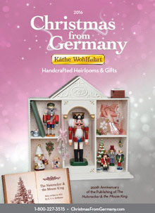 Picture of kathe wohlfahrt catalog from K�the Wohlfahrt of America catalog
