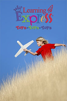 Picture of learning express catalog from Learning Express catalog