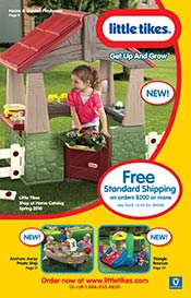 Picture of Little Tikes catalog