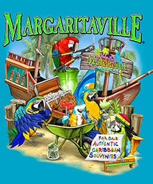 Picture of margaritaville clothing from Margaritaville Caribbean catalog