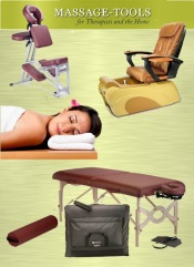 Picture of massage tools from Massage Tools catalog