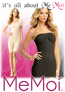 Picture of memoi shapewear from MeMoi catalog