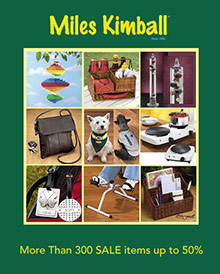 Picture of Miles Kimball from Miles Kimball catalog