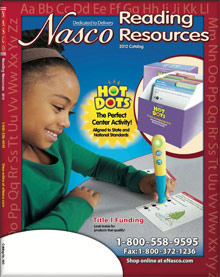 Picture of phonics for preschoolers from Nasco catalog