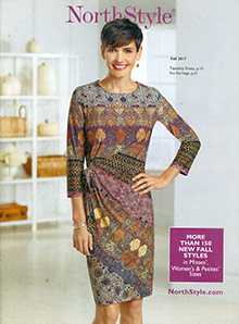 Picture of northstyle catalog from NorthStyle catalog