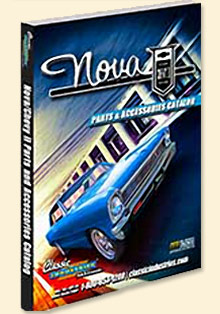 Picture of Nova car parts from Nova/Chevy Parts catalog