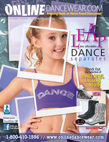 Picture of hot hip hop clothes from Online Dance catalog