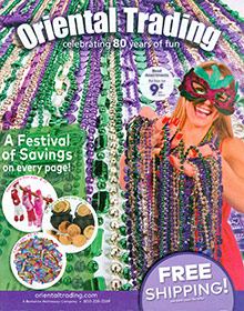 Picture of oriental trading beading catalog from Oriental Trading Beading catalog