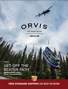 Orvis - Men's Clothing
