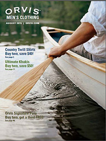 Picture of orvis men's clothing from Orvis - Men's Clothing catalog