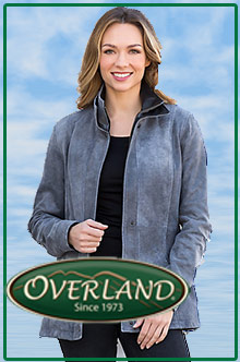 Picture of overland sheepskin from Overland Sheepskin Co catalog