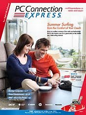 Picture of PC Connection Express catalog