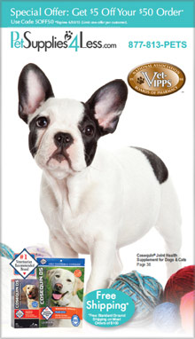 Picture of discount pet medicine from Pet Supplies catalog