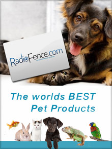 Picture of pet cages from RadioFence.com catalog