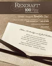 Wedding Invitations by Rexcraft