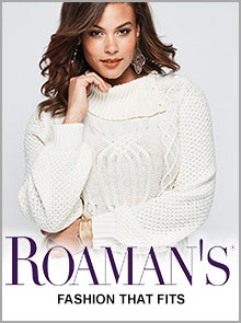 Picture of Women's Clothing from Roamans catalog