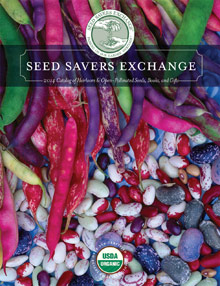 Picture of seed savers exchange from Seed Savers Exchange catalog