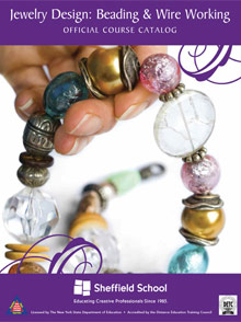Picture of sheffield school from Sheffield School Jewelry Design Course catalog