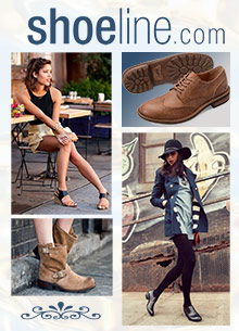 Picture of shoeline from Shoeline.com catalog
