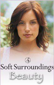 Picture of facial beauty products from Soft Surroundings Beauty catalog