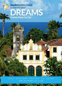 Picture of luxury travel South America from South America Travel catalog
