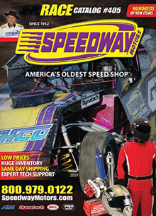 Race Catalog by Speedway Motors