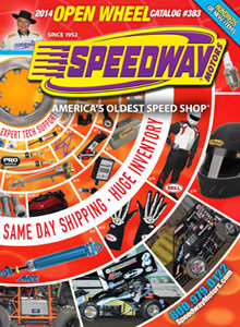 Picture of Speedway Motors from Speedway Motors catalog