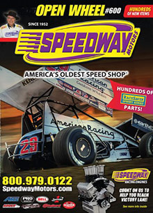 Sprint & Midget Catalog by Speedway Motors