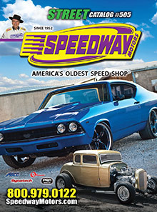 Street Catalog by Speedway Motors