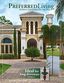 Picture of home solutions from Sporty's Preferred  catalog