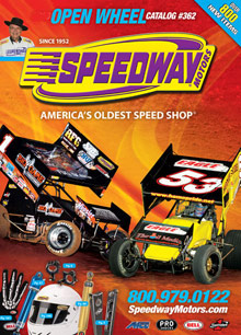 Picture of Speedway Motors from Sprint & Midget Catalog by Speedway Motors catalog