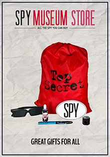 International spy museum discount coupons