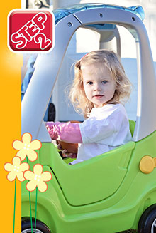 Picture of step 2 toys from Step2 catalog