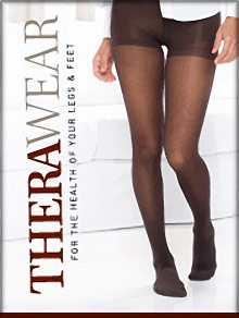Picture of best support socks from Therawear catalog