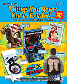 Picture of Things You Never Knew Existed catalog from TYNKE catalog
