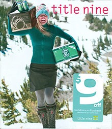 Picture of Title Nine from Title Nine catalog