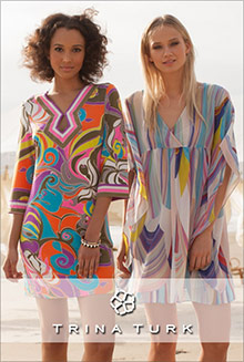 Picture of trina turk dresse from Trina Turk catalog
