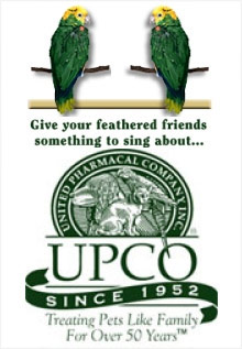 Picture of bird cages from UPCO catalog