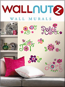 Wallnutz Wall Murals