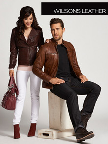 Picture of wilsons leather from Wilsons Leather catalog