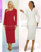 Picture of suits for women from WomensSkirtSuits catalog