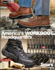 Sears Work Boots Catalog