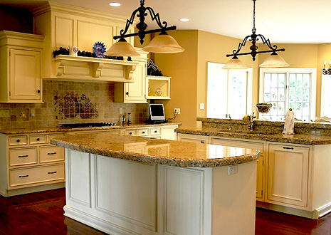 Black Cherry Cabinets Design Ideas, Pictures , Remodel and