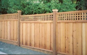 Install a fresh new fence for spring to improve your home