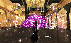 A reception hall is one of the top ten romantic reception venues